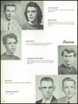 1955 The Dalles High School Yearbook Page 48 & 49