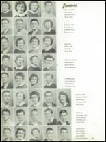 1955 The Dalles High School Yearbook Page 54 & 55
