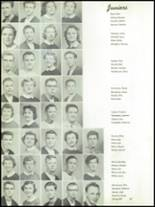 1955 The Dalles High School Yearbook Page 56 & 57
