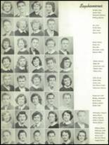 1955 The Dalles High School Yearbook Page 62 & 63