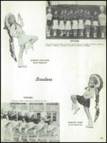 1955 The Dalles High School Yearbook Page 66 & 67