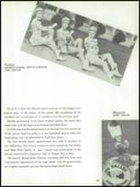 1955 The Dalles High School Yearbook Page 68 & 69