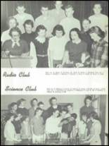 1955 The Dalles High School Yearbook Page 72 & 73