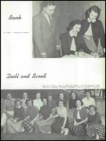 1955 The Dalles High School Yearbook Page 74 & 75