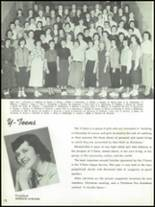 1955 The Dalles High School Yearbook Page 76 & 77