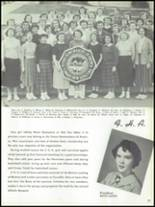 1955 The Dalles High School Yearbook Page 80 & 81