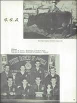1955 The Dalles High School Yearbook Page 82 & 83