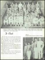 1955 The Dalles High School Yearbook Page 84 & 85