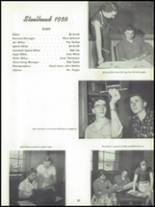 1955 The Dalles High School Yearbook Page 88 & 89
