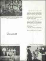 1955 The Dalles High School Yearbook Page 90 & 91