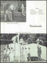 1955 The Dalles High School Yearbook Page 92 & 93