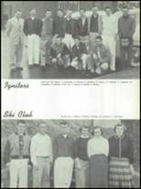 1955 The Dalles High School Yearbook Page 94 & 95