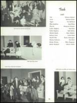 1955 The Dalles High School Yearbook Page 100 & 101