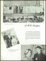 1955 The Dalles High School Yearbook Page 102 & 103