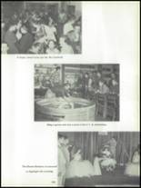 1955 The Dalles High School Yearbook Page 108 & 109