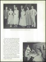 1955 The Dalles High School Yearbook Page 110 & 111
