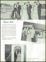 1955 The Dalles High School Yearbook Page 112 & 113