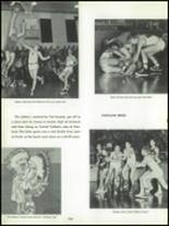 1955 The Dalles High School Yearbook Page 126 & 127
