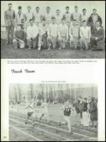 1955 The Dalles High School Yearbook Page 136 & 137