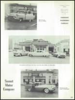 1955 The Dalles High School Yearbook Page 142 & 143
