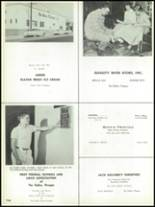 1955 The Dalles High School Yearbook Page 150 & 151