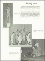 1955 The Dalles High School Yearbook Page 154 & 155