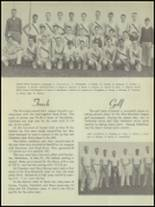 1955 The Dalles High School Yearbook Page 162 & 163
