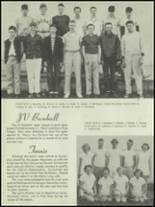 1955 The Dalles High School Yearbook Page 164 & 165