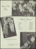 1955 The Dalles High School Yearbook Page 166 & 167