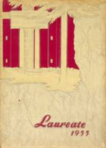 1955 Yearbook Hendersonville High School