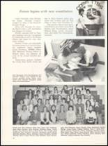 1976 Roosevelt High School Yearbook Page 20 & 21