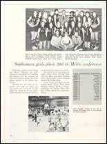 1976 Roosevelt High School Yearbook Page 84 & 85