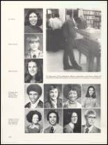 1976 Roosevelt High School Yearbook Page 108 & 109