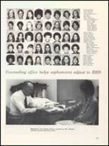 1976 Roosevelt High School Yearbook Page 158 & 159