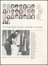 1976 Roosevelt High School Yearbook Page 166 & 167