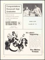 1976 Roosevelt High School Yearbook Page 204 & 205