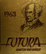 1963 Yearbook Martin Van Buren High School