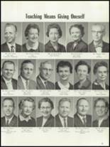 1961 Enid High School Yearbook Page 24 & 25