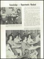 1961 Enid High School Yearbook Page 26 & 27