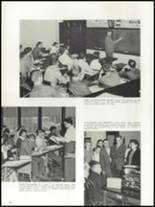 1961 Enid High School Yearbook Page 28 & 29