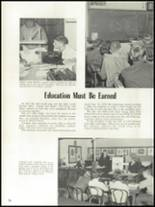 1961 Enid High School Yearbook Page 30 & 31