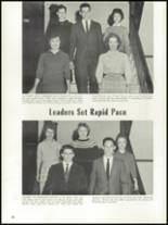 1961 Enid High School Yearbook Page 34 & 35