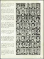 1961 Enid High School Yearbook Page 38 & 39