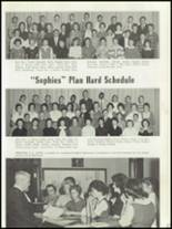 1961 Enid High School Yearbook Page 52 & 53