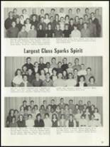 1961 Enid High School Yearbook Page 54 & 55