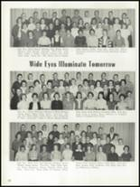 1961 Enid High School Yearbook Page 56 & 57