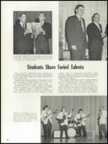 1961 Enid High School Yearbook Page 74 & 75
