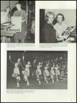1961 Enid High School Yearbook Page 80 & 81