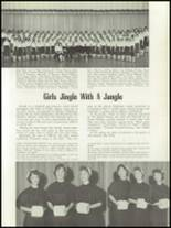 1961 Enid High School Yearbook Page 90 & 91