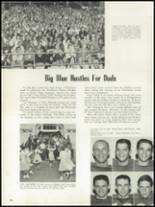 1961 Enid High School Yearbook Page 98 & 99